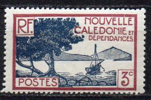 Neukaledonien, Mi-Nr. 222 **