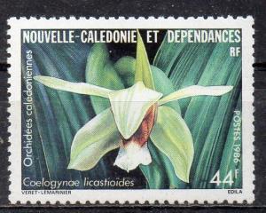 Neukaledonien, Mi-Nr. 784 **, Orchidee