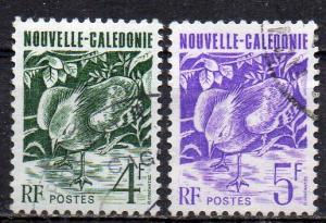 Neukaledonien, Mi-Nr. 895 + 896 gest.