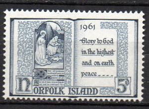 Norfolk Inseln, Mi-Nr. 44 **,