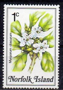 Norfolk Inseln, Mi-Nr. 319 **, Blüte