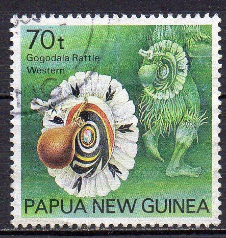 Papua Neuguinea, Mi-Nr. 630 gest.,
