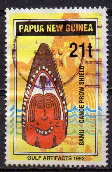 Papua Neuguinea, Mi-Nr. 655 gest.,