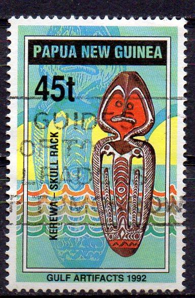 Papua Neuguinea, Mi-Nr. 656 gest.,