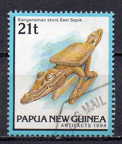 Papua Neuguinea, Mi-Nr. 702 gest.,