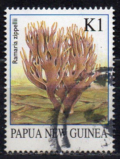 Papua Neuguinea, Mi-Nr. 653 gest., Pilze