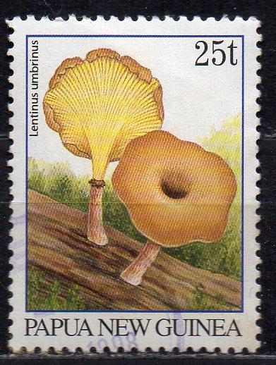 Papua Neuguinea, Mi-Nr. 771 gest., Pilze
