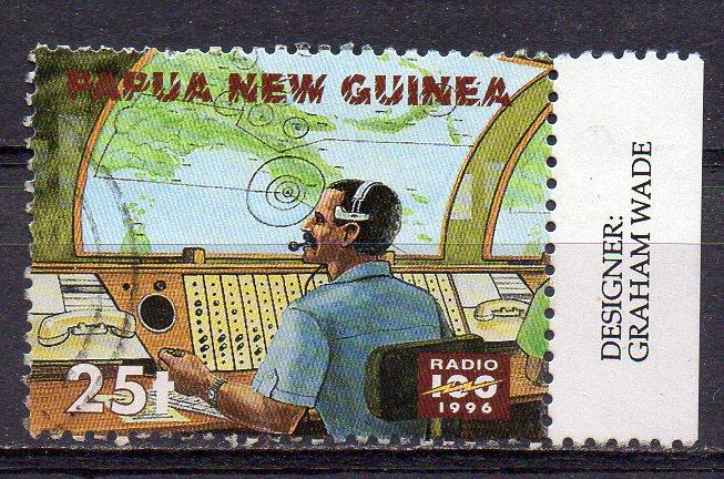 Papua Neuguinea, Mi-Nr. 781 gest.,
