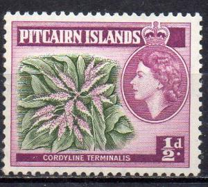 Pitcairn Inseln, Mi-Nr. 36 **, Blume