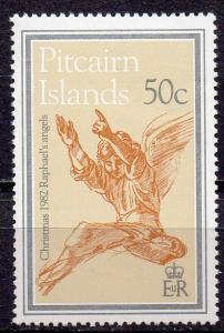 Pitcairn Inseln, Mi-Nr. 224 **, Weihnachten 1982