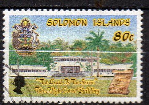 Salomon Inseln, Mi-Nr. 681 gest.,