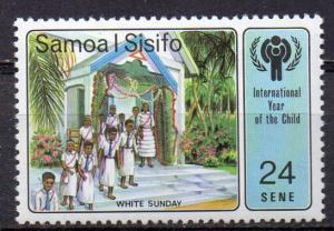 Samoa, Mi-Nr. 400 **, Internationales Jahr des Kindes