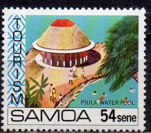 Samoa, Mi-Nr. 460 **, Tourismus