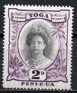 Tonga, Mi-Nr. 75 II **,