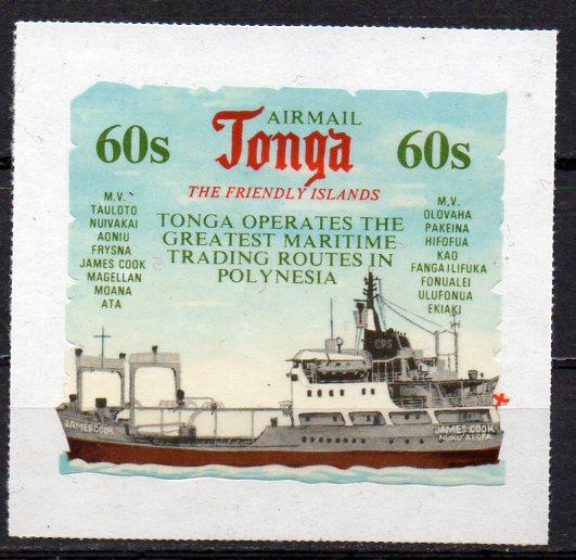 Tonga, Mi-Nr. 517 **, Frachtschiff