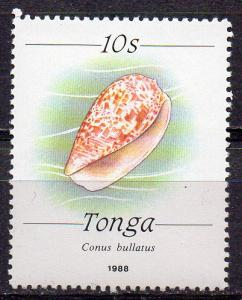 Tonga, Mi-Nr. 1041 II **, Muschel