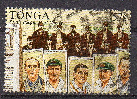Tonga, Mi-Nr. 1091 gest.,