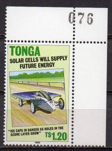 Tonga, Mi-Nr. 1121 **, Solarauto