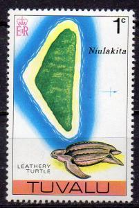 Tuvalu, Mi-Nr. 23 X **,