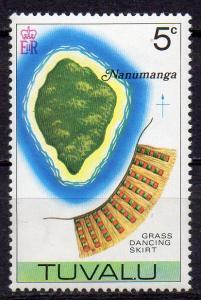 Tuvalu, Mi-Nr. 26 X **,
