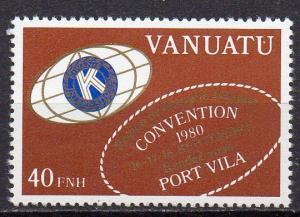 Vanuatu, Mi-Nr. 592 **,