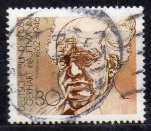 BRD, Mi-Nr. 959 gest., aus Block 16, Literatur-Nobelpreisträger