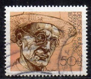 BRD, Mi-Nr. 960 gest., aus Block 16, Literatur-Nobelpreisträger