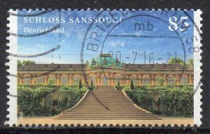 BRD, Mi-Nr. 3216 gest., Schloß Sanssouci, Potsdam