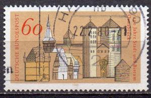 BRD, Mi-Nr. 1035 gest., 1200 Jahre Stadt und Bistum Osnabrück