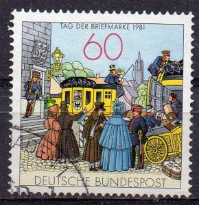 BRD, Mi-Nr. 1112 gest., Tag der Briefmarke