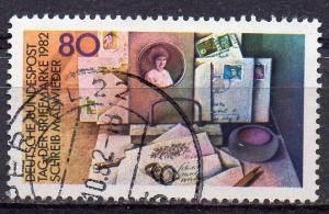 BRD, Mi-Nr. 1154 gest., Tag der Briefmarke 1982