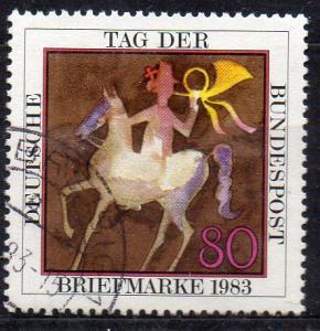 BRD, Mi-Nr. 1192 gest., Tag der Briefmarke