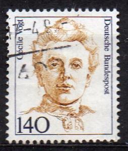 BRD, Mi-Nr. 1432 gest., Frauen der deutschen Geschichte