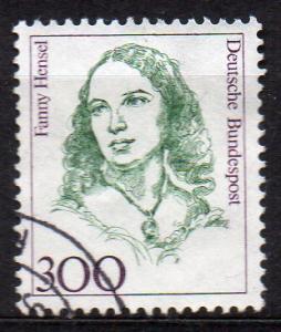 BRD, Mi-Nr. 1433 gest., Frauen der deutschen Geschichte