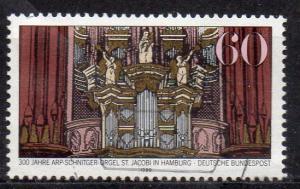 BRD, Mi-Nr. 1441 gest., Arp-Schnitger-Orgel