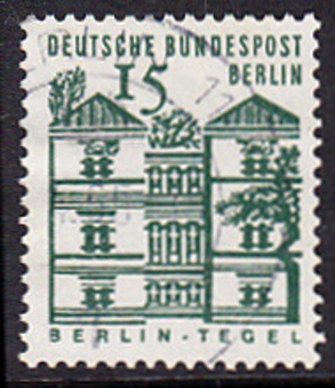 BERLIN 1964 Michel-Nummer 243 gestempelt EINZELMARKE (c)