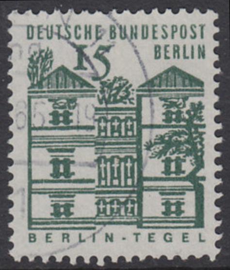 BERLIN 1964 Michel-Nummer 243 gestempelt EINZELMARKE (g)