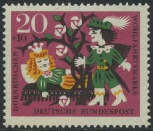 BUND 1964 Michel-Nummer 0449 postfrisch EINZELMARKE