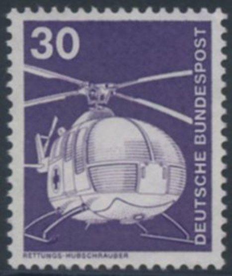 BUND 1975 Michel-Nummer 0849 postfrisch EINZELMARKE 0