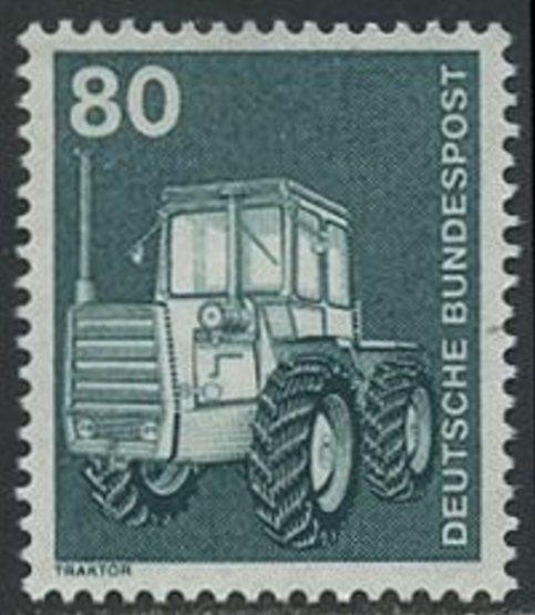 BUND 1975 Michel-Nummer 0853 postfrisch EINZELMARKE 0