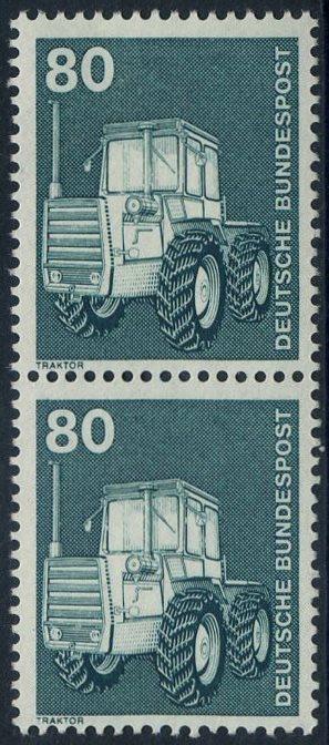 BUND 1975 Michel-Nummer 0853 postfrisch vert.PAAR