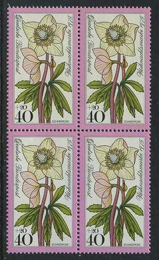 BUND 1975 Michel-Nummer 0874 postfrisch BLOCK 0