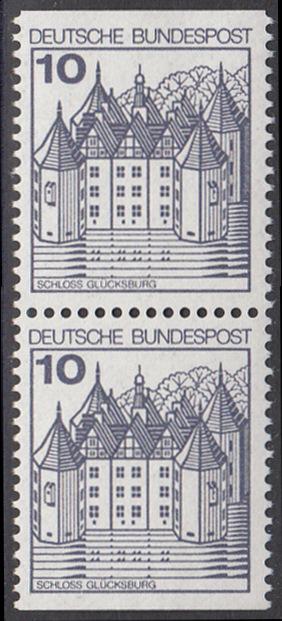 BUND 1977 Michel-Nummer 0913CD postfrisch vert.PAAR