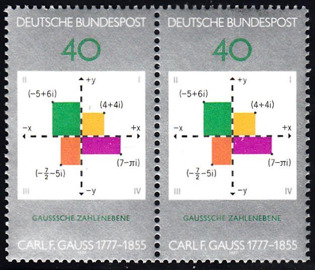 BUND 1977 Michel-Nummer 0928 postfrisch horiz.PAAR