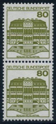BUND 1982 Michel-Nummer 1140 postfrisch vert.PAAR