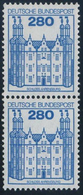 BUND 1982 Michel-Nummer 1142 postfrisch vert.PAAR