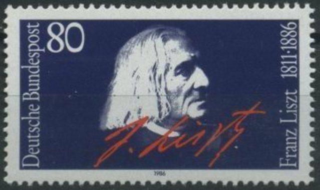 BUND 1986 Michel-Nummer 1285 postfrisch EINZELMARKE