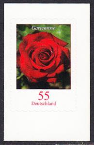 BUND 2008 Michel-Nummer 2675 postfrisch EINZELMARKE (a) -aus MH/selbstklebend-