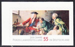 BUND 2010 Michel-Nummer 2816 postfrisch EINZELMARKE (a) -aus MH/selbstklebend-
