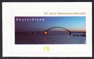 BUND 2013 Michel-Nummer 3003 postfrisch EINZELMARKE (a) -aus MH/selbstklebend-